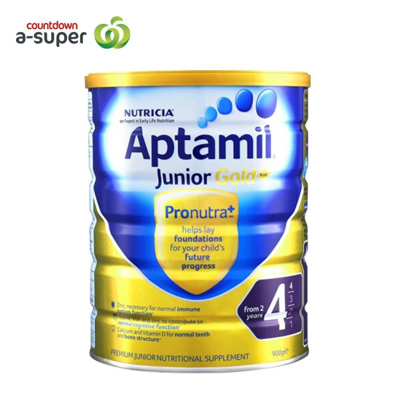 Aptamil愛他美金裝嬰兒配方牛奶粉 3段  900g/罐