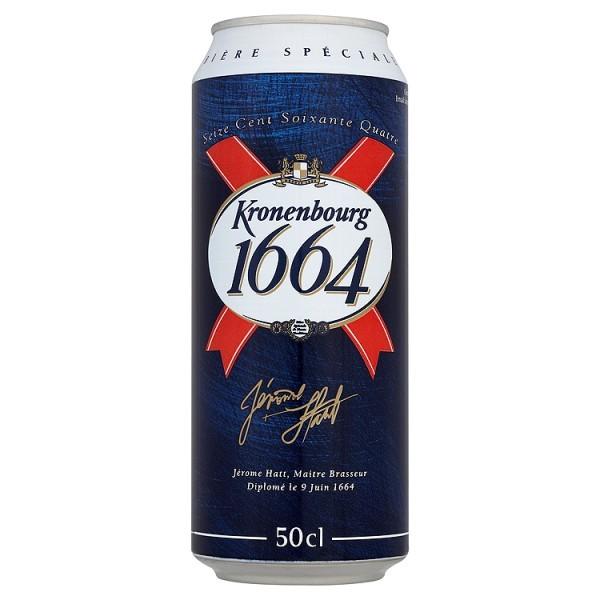 Kronenbourg 1664 Beer 24 x 330 ml