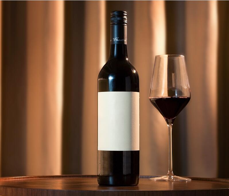 Imported red wine