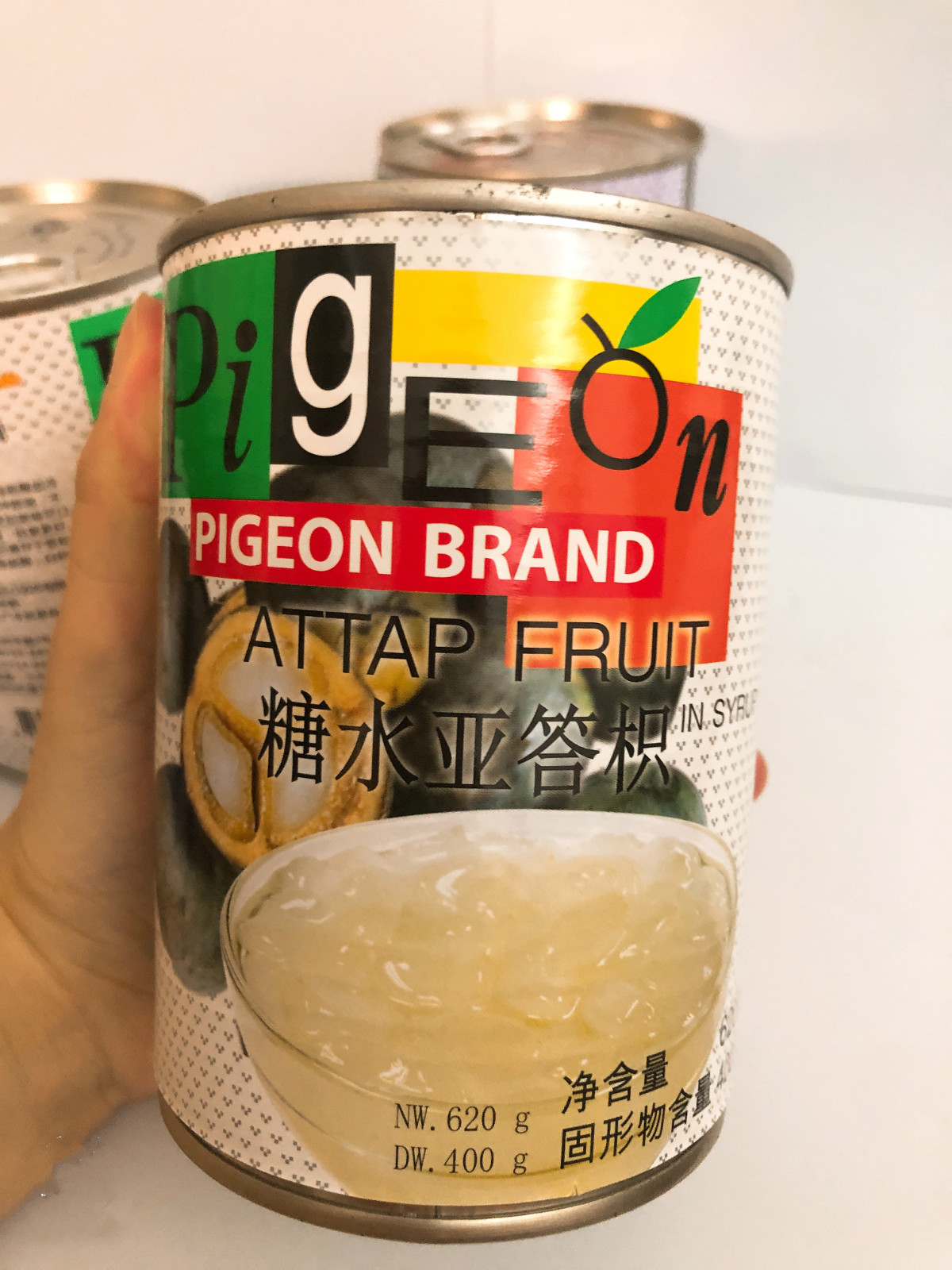 White Pigeon Brand Thailand original imported Asian product can