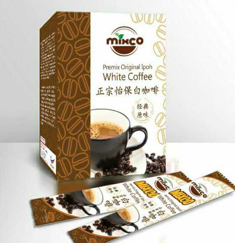 Premix Original Ipoh White Coffee