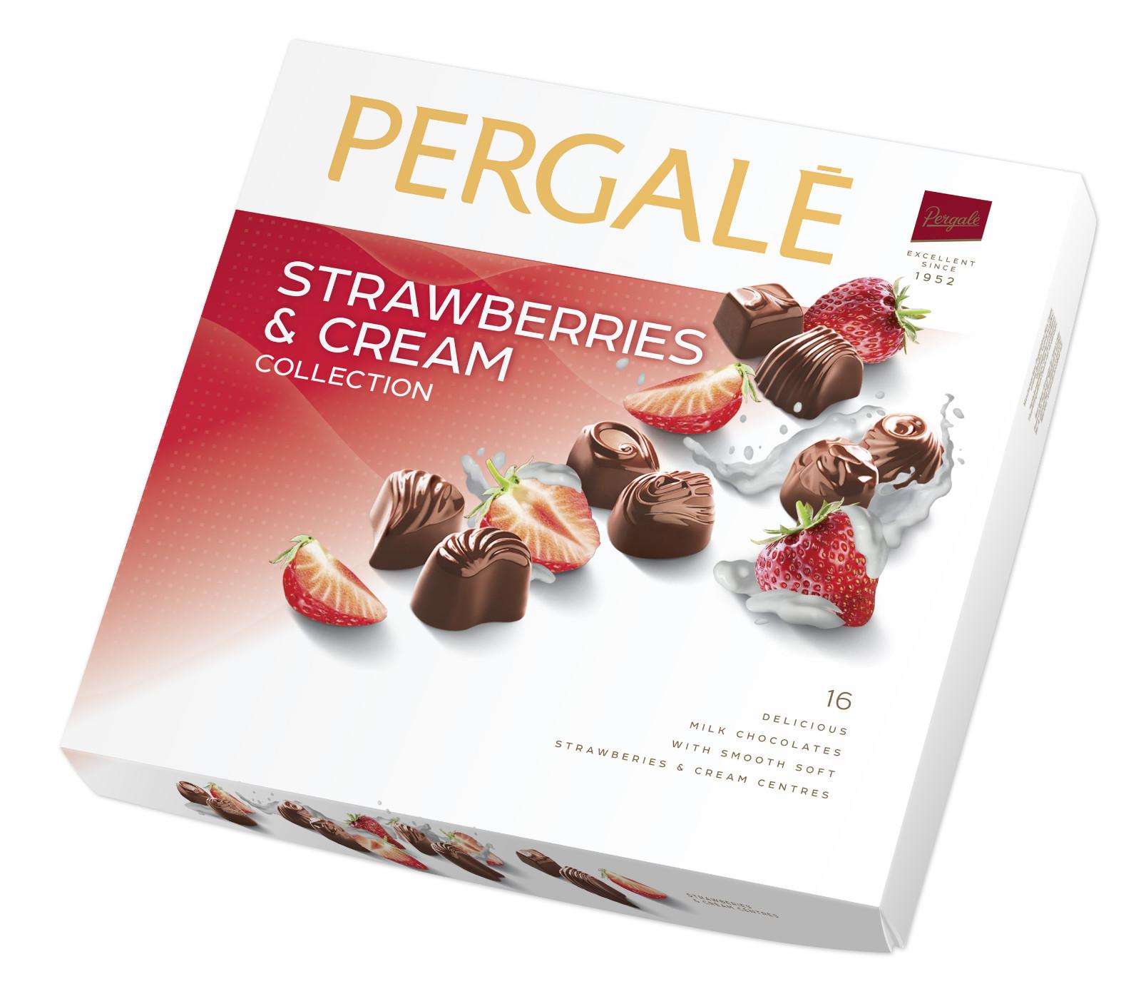 Lithuania peg Pergale chocolate