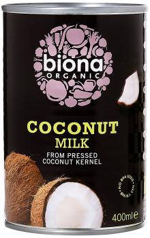 Biona Organic Coconut Milk, 400ml