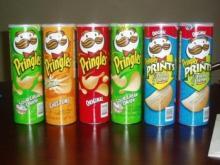Pringles Potatoes Chip 169g, Pringles - Original