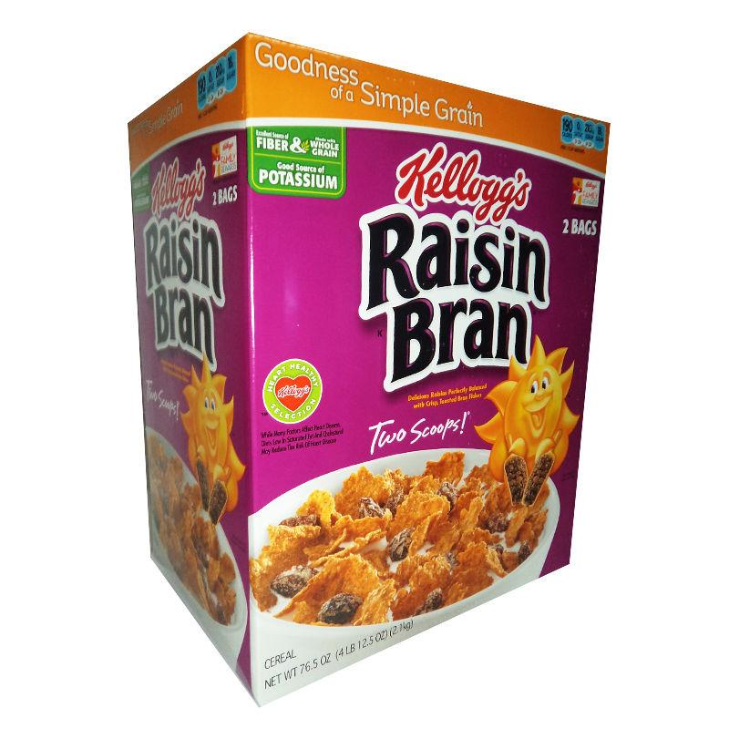 Raisin Bran Oatmeal